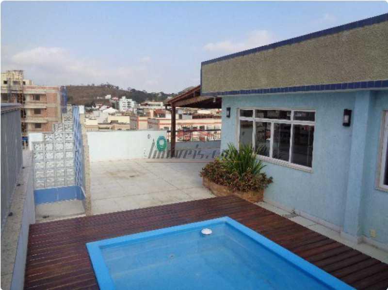 02 2 - Cobertura Vila Valqueire,Rio de Janeiro,RJ À Venda,4 Quartos,327m² - PECO40027 - 3
