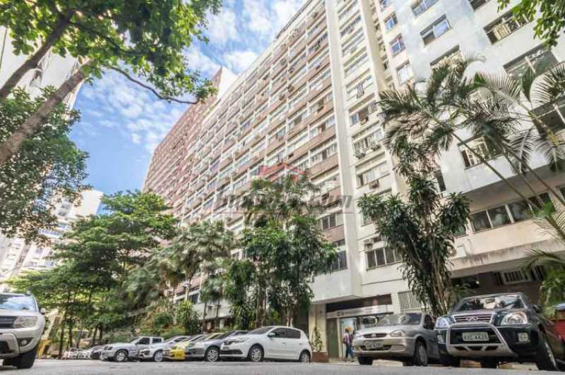 1 - Apartamento Leme, Rio de Janeiro, RJ À Venda, 2 Quartos, 80m² - PEAP21347 - 1