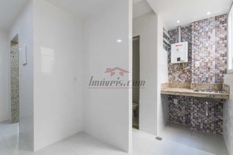 22 - Apartamento Leme, Rio de Janeiro, RJ À Venda, 2 Quartos, 80m² - PEAP21347 - 23