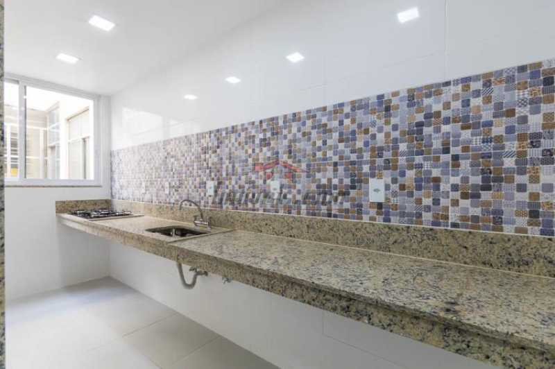 25 - Apartamento Leme, Rio de Janeiro, RJ À Venda, 2 Quartos, 80m² - PEAP21347 - 26