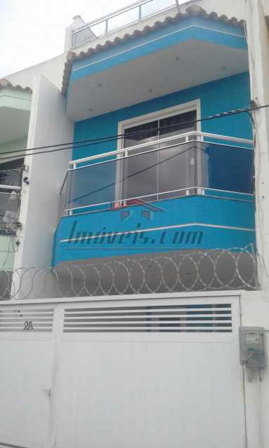 1 - Casa de Vila À Venda - Realengo - Rio de Janeiro - RJ - PSCV30040 - 1