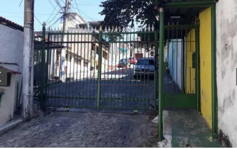 1 - Casa 2 quartos à venda Quintino Bocaiúva, Rio de Janeiro - R$ 200.000 - PECA20170 - 1
