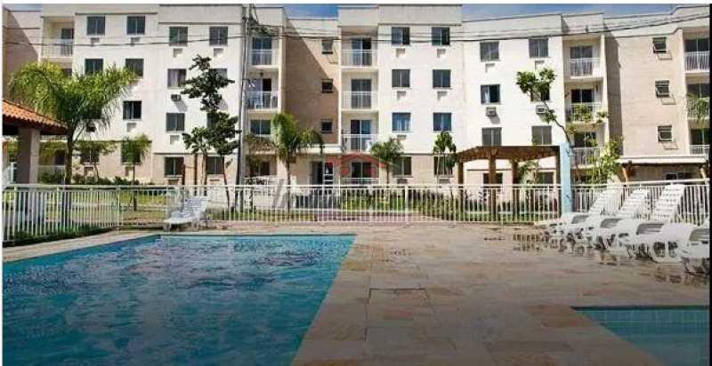 01 - Apartamento 2 quartos à venda Campo Grande, Rio de Janeiro - R$ 169.000 - PEAP21383 - 1