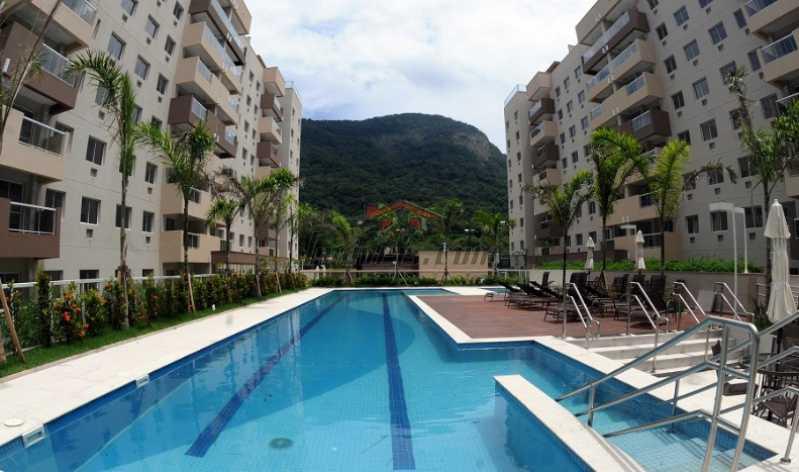 2. - Apartamento 2 quartos à venda Recreio dos Bandeirantes, Rio de Janeiro - R$ 420.000 - PEAP21389 - 3