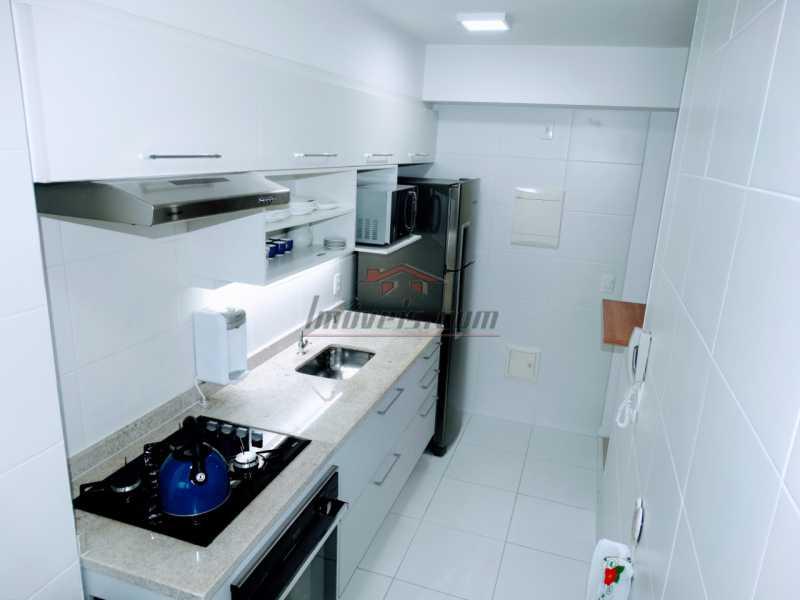 22. - Apartamento 2 quartos à venda Recreio dos Bandeirantes, Rio de Janeiro - R$ 420.000 - PEAP21389 - 23