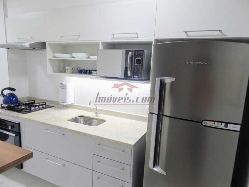 23. - Apartamento 2 quartos à venda Recreio dos Bandeirantes, Rio de Janeiro - R$ 420.000 - PEAP21389 - 24