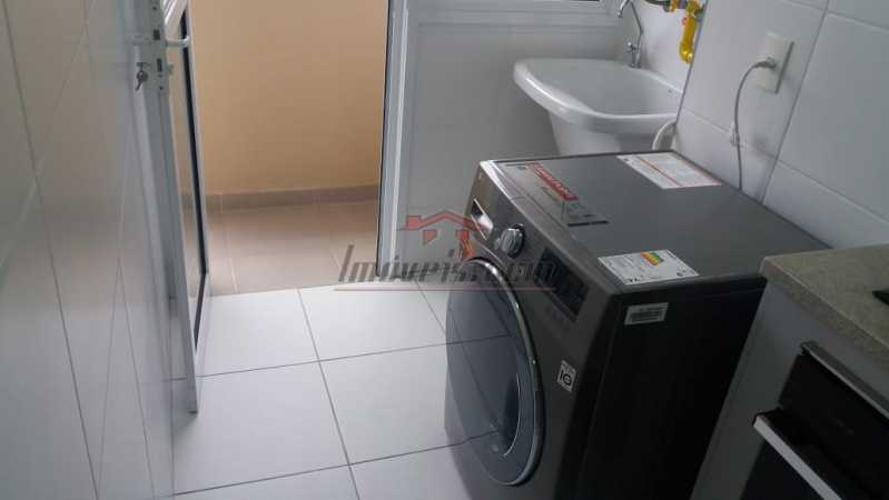 25. - Apartamento 2 quartos à venda Recreio dos Bandeirantes, Rio de Janeiro - R$ 420.000 - PEAP21389 - 26