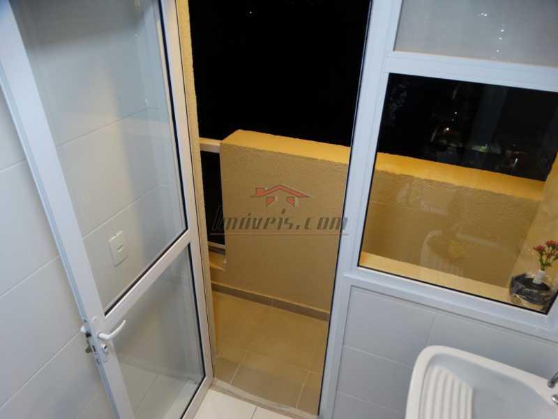 27. - Apartamento 2 quartos à venda Recreio dos Bandeirantes, Rio de Janeiro - R$ 420.000 - PEAP21389 - 28