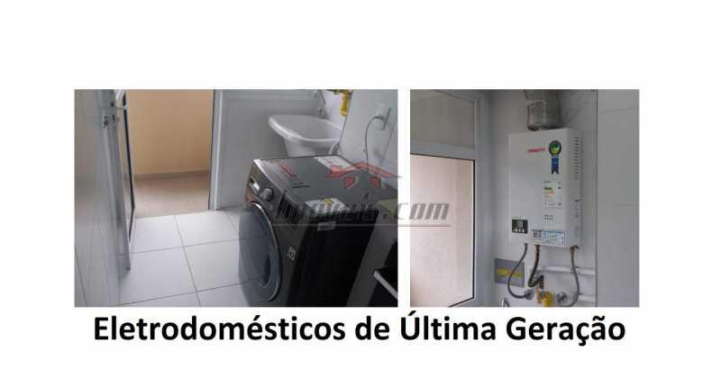 28. - Apartamento 2 quartos à venda Recreio dos Bandeirantes, Rio de Janeiro - R$ 420.000 - PEAP21389 - 29