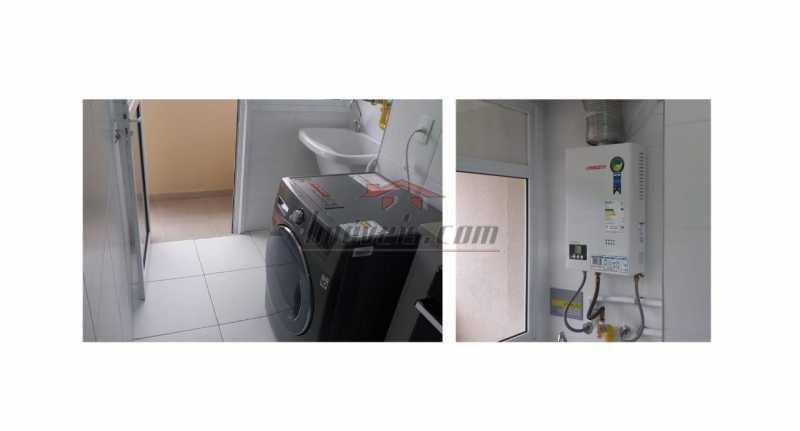 29. - Apartamento 2 quartos à venda Recreio dos Bandeirantes, Rio de Janeiro - R$ 420.000 - PEAP21389 - 30