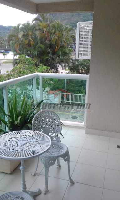 1 - Apartamento À Venda - Curicica - Rio de Janeiro - RJ - PSAP30549 - 1