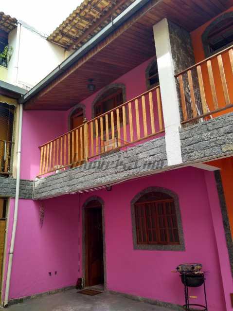 1 - Casa em Condomínio 2 quartos à venda Vila Valqueire, Rio de Janeiro - R$ 365.000 - PECN20136 - 1