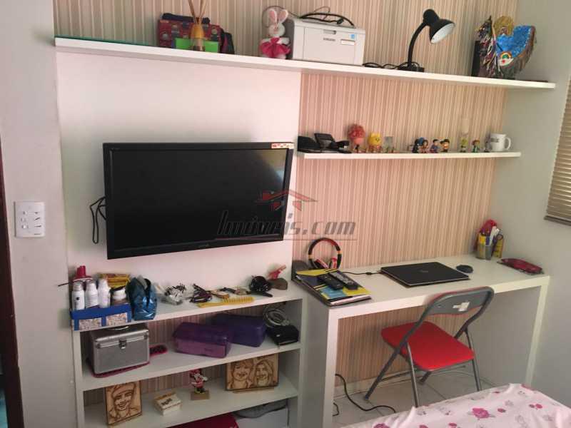014 - Casa em Condomínio 2 quartos à venda Vila Valqueire, Rio de Janeiro - R$ 365.000 - PECN20136 - 15