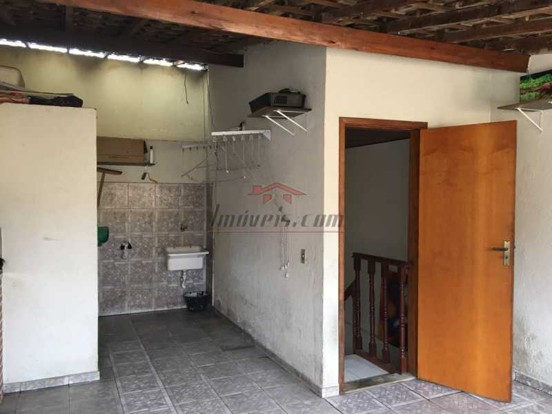 25 - Casa em Condomínio 2 quartos à venda Vila Valqueire, Rio de Janeiro - R$ 365.000 - PECN20136 - 27