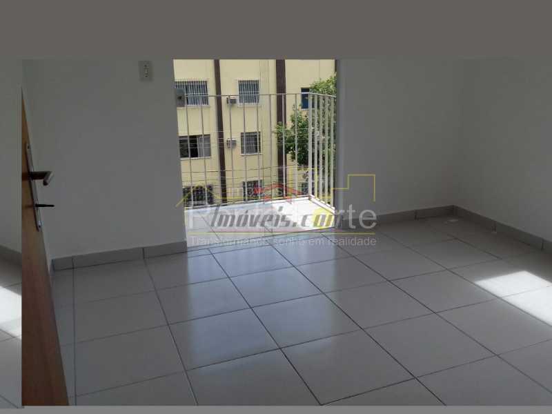 1 - Casa em Condomínio 3 quartos à venda Praça Seca, Rio de Janeiro - R$ 199.000 - PECN30158 - 1