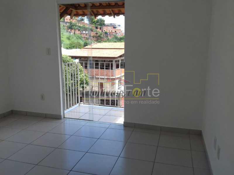 7 - Casa em Condomínio 3 quartos à venda Praça Seca, Rio de Janeiro - R$ 199.000 - PECN30158 - 8