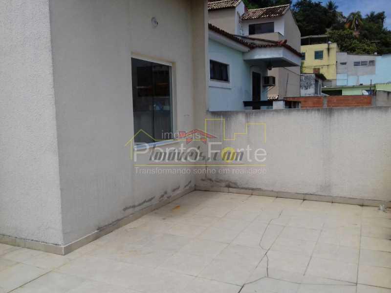 12 - Casa em Condomínio 3 quartos à venda Praça Seca, Rio de Janeiro - R$ 199.000 - PECN30158 - 13