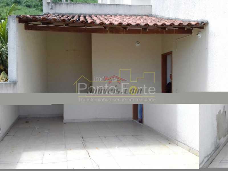 13 - Casa em Condomínio 3 quartos à venda Praça Seca, Rio de Janeiro - R$ 199.000 - PECN30158 - 14