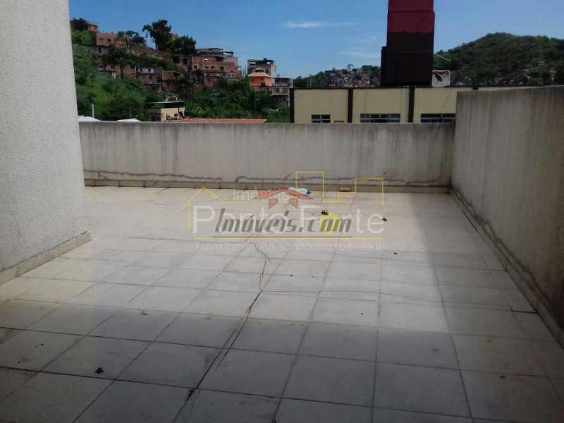 16 - Casa em Condomínio 3 quartos à venda Praça Seca, Rio de Janeiro - R$ 199.000 - PECN30158 - 17