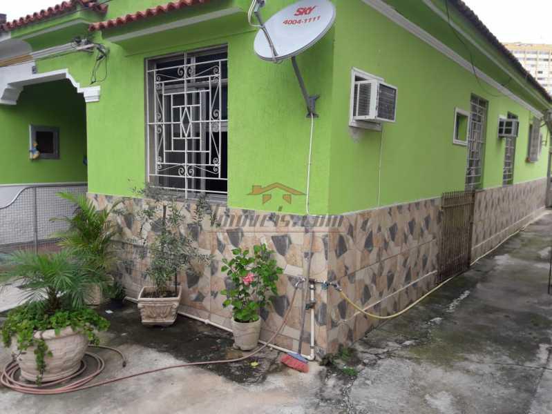 1. - Casa 2 quartos à venda Taquara, BAIRROS DE ATUAÇÃO ,Rio de Janeiro - R$ 389.000 - PECA20173 - 1