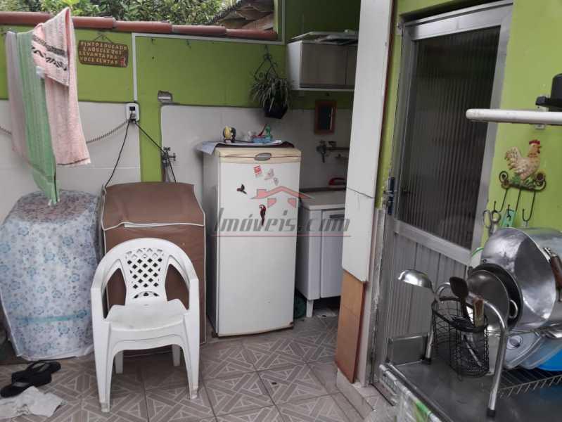 18. - Casa 2 quartos à venda Taquara, BAIRROS DE ATUAÇÃO ,Rio de Janeiro - R$ 389.000 - PECA20173 - 19