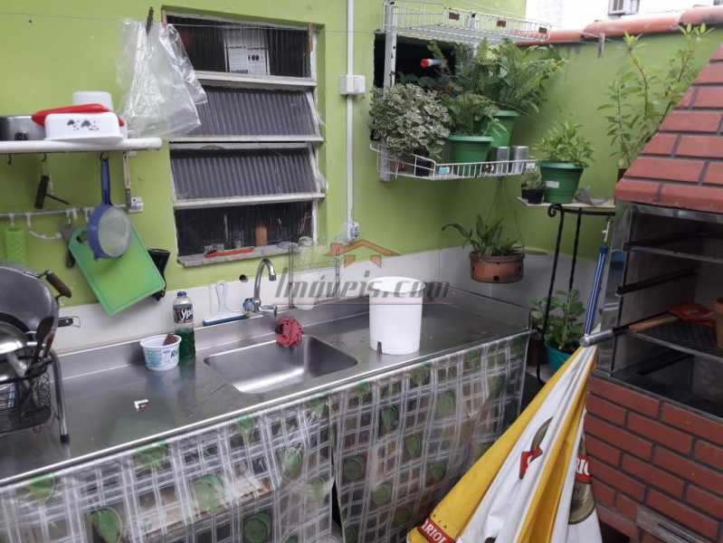 20. - Casa 2 quartos à venda Taquara, BAIRROS DE ATUAÇÃO ,Rio de Janeiro - R$ 389.000 - PECA20173 - 21