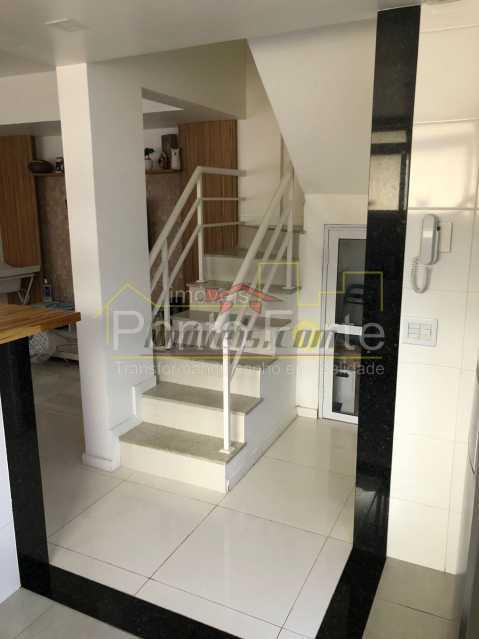 2 2 - Casa em Condomínio Pechincha, Rio de Janeiro, RJ À Venda, 3 Quartos, 113m² - PECN30162 - 3