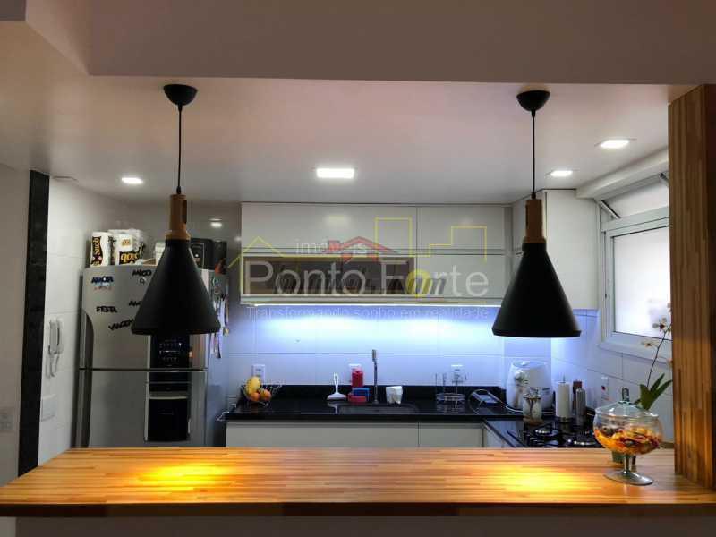 4 - Casa em Condomínio Pechincha, Rio de Janeiro, RJ À Venda, 3 Quartos, 113m² - PECN30162 - 7
