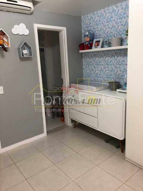 6 - Casa em Condomínio Pechincha, Rio de Janeiro, RJ À Venda, 3 Quartos, 113m² - PECN30162 - 9