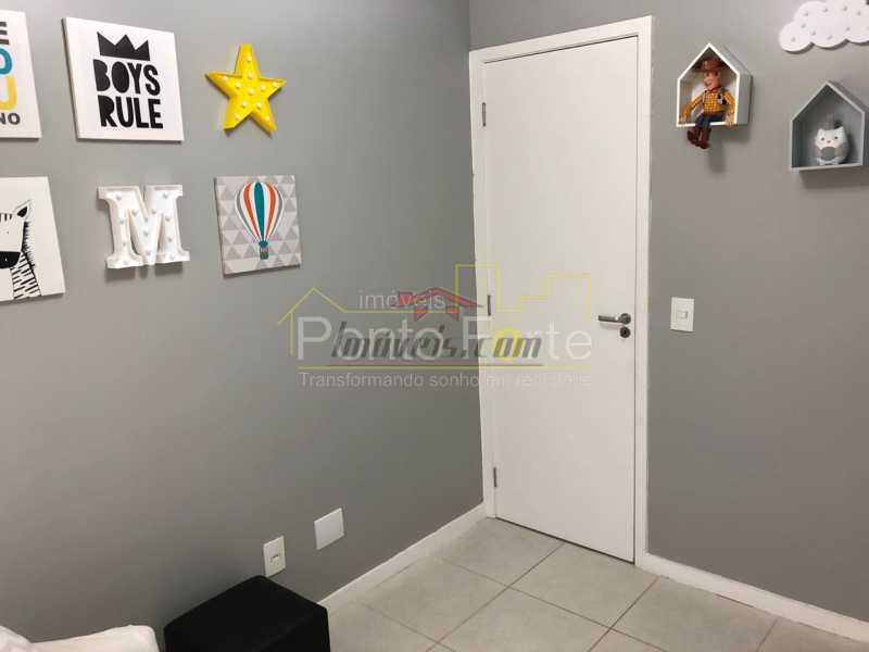 7 - Casa em Condomínio Pechincha, Rio de Janeiro, RJ À Venda, 3 Quartos, 113m² - PECN30162 - 10