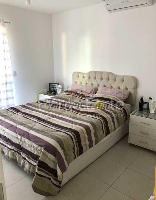 8 - Casa em Condomínio Pechincha, Rio de Janeiro, RJ À Venda, 3 Quartos, 113m² - PECN30162 - 11
