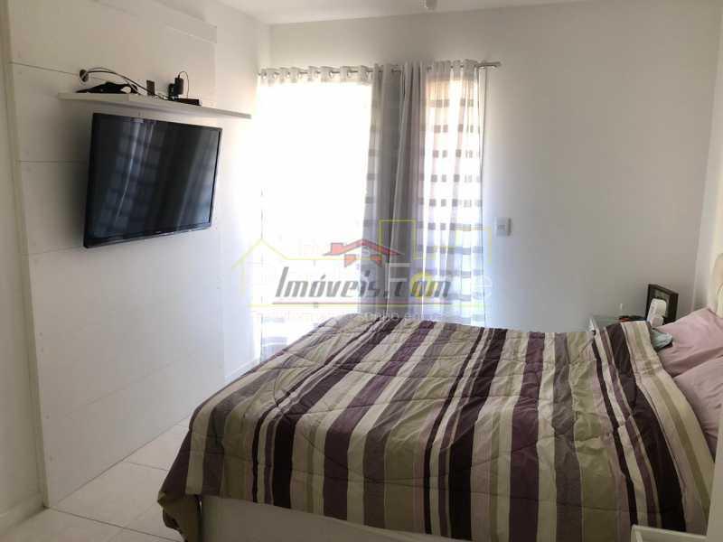 12 - Casa em Condomínio Pechincha, Rio de Janeiro, RJ À Venda, 3 Quartos, 113m² - PECN30162 - 15