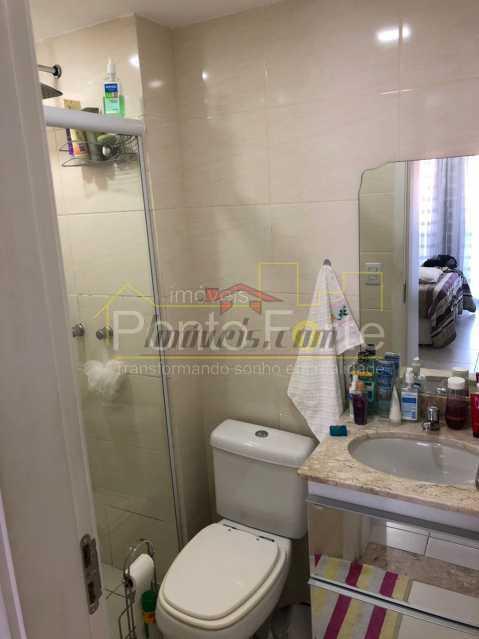 14 - Casa em Condomínio Pechincha, Rio de Janeiro, RJ À Venda, 3 Quartos, 113m² - PECN30162 - 17
