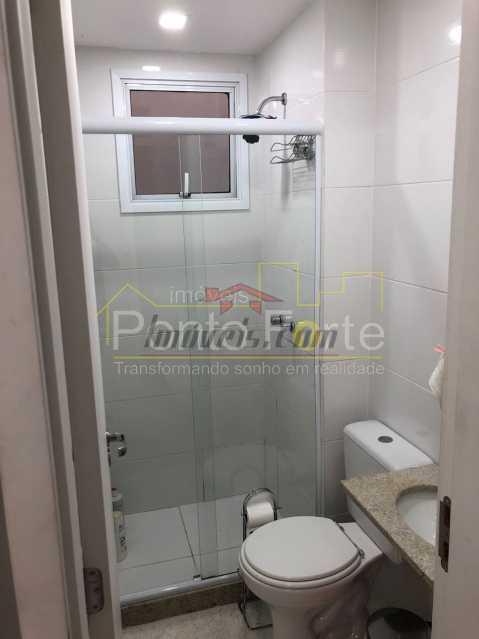 15 - Casa em Condomínio Pechincha, Rio de Janeiro, RJ À Venda, 3 Quartos, 113m² - PECN30162 - 18