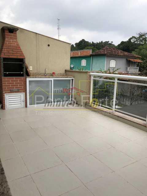 16 - Casa em Condomínio Pechincha, Rio de Janeiro, RJ À Venda, 3 Quartos, 113m² - PECN30162 - 19
