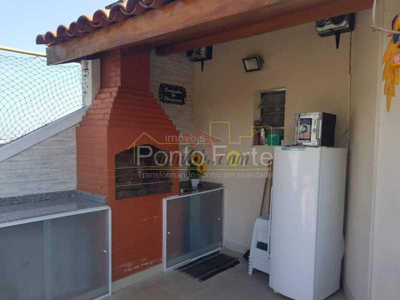 2 - Cobertura 2 quartos à venda Pechincha, Rio de Janeiro - R$ 485.000 - PECO20044 - 3