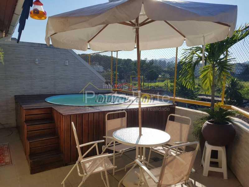 3 - Cobertura 2 quartos à venda Pechincha, Rio de Janeiro - R$ 485.000 - PECO20044 - 4