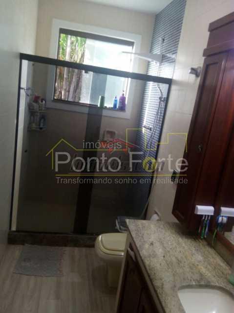 18 - Casa à venda Rua Pinho,Anil, Rio de Janeiro - R$ 1.198.000 - PECA50032 - 19