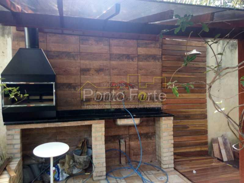 21 - Casa à venda Rua Pinho,Anil, Rio de Janeiro - R$ 1.198.000 - PECA50032 - 22