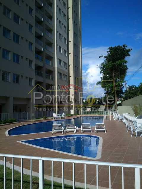 1 2 - Apartamento 3 quartos à venda Curicica, Rio de Janeiro - R$ 380.000 - PEAP30551 - 1