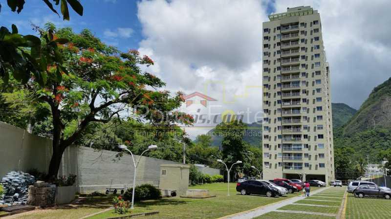 8 - Apartamento 3 quartos à venda Curicica, Rio de Janeiro - R$ 380.000 - PEAP30551 - 10