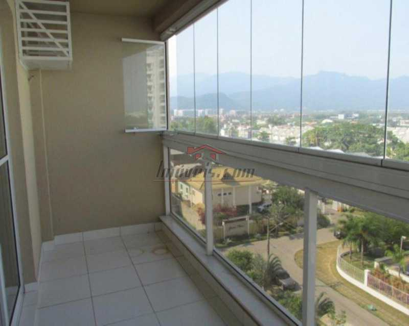 1 - Apartamento Recreio dos Bandeirantes,Rio de Janeiro,RJ À Venda,3 Quartos,77m² - PEAP30552 - 1