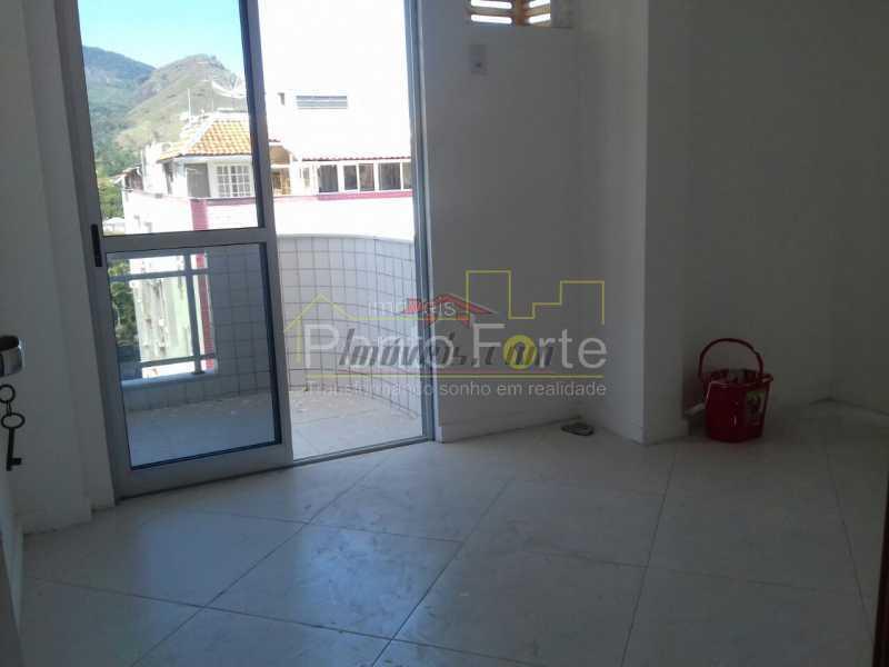 11 - Cobertura 3 quartos à venda Anil, Rio de Janeiro - R$ 1.200.000 - PECO30090 - 3