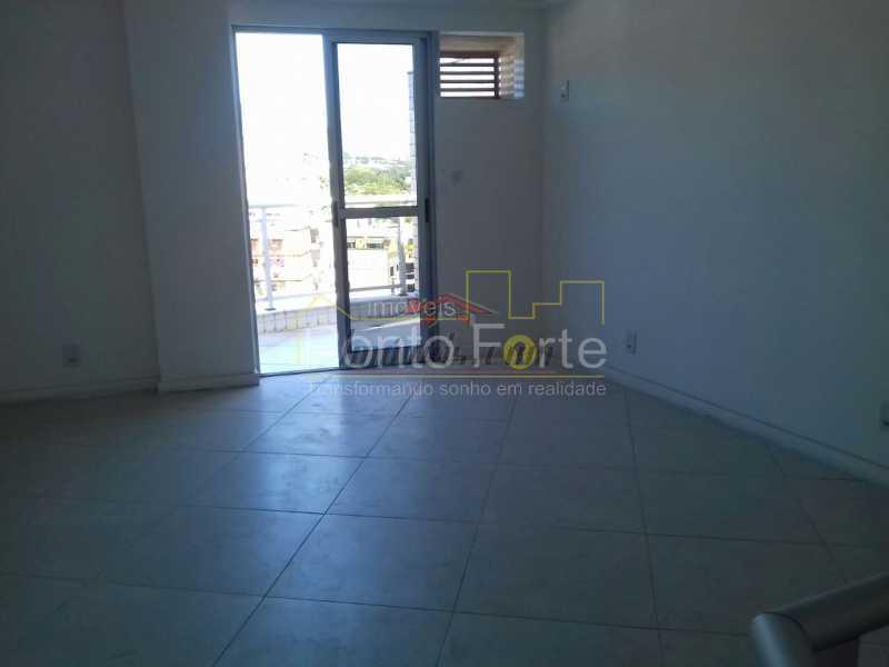 13 - Cobertura 3 quartos à venda Anil, Rio de Janeiro - R$ 1.200.000 - PECO30090 - 4