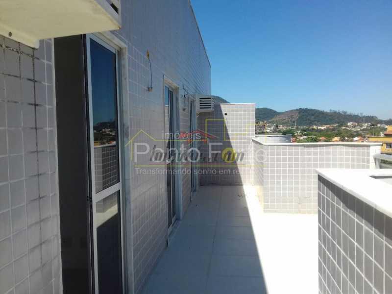 17 - Cobertura 3 quartos à venda Anil, Rio de Janeiro - R$ 1.200.000 - PECO30090 - 19