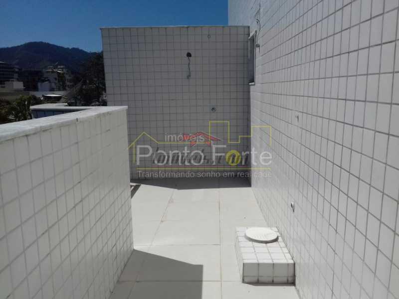 18 - Cobertura 3 quartos à venda Anil, Rio de Janeiro - R$ 1.200.000 - PECO30090 - 20