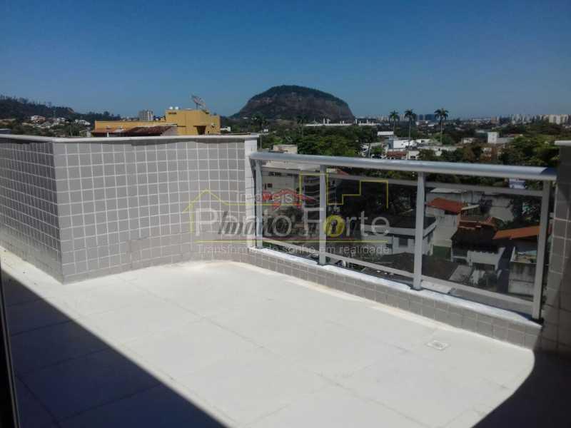 20 - Cobertura 3 quartos à venda Anil, Rio de Janeiro - R$ 1.200.000 - PECO30090 - 21