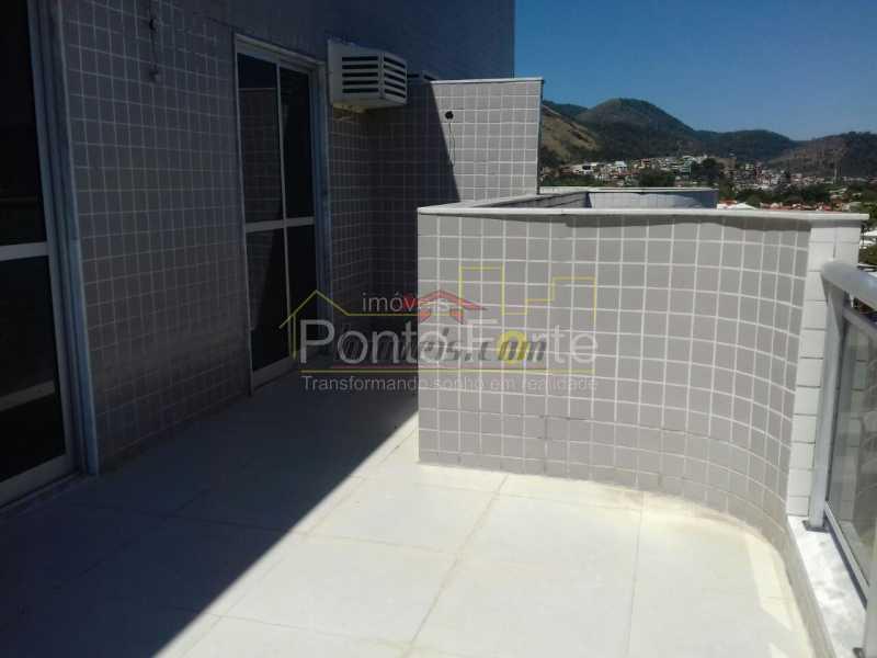 26 - Cobertura 3 quartos à venda Anil, Rio de Janeiro - R$ 1.200.000 - PECO30090 - 27