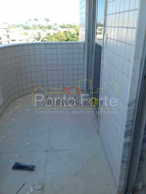 12 - Cobertura 3 quartos à venda Anil, Rio de Janeiro - R$ 1.358.000 - PECO30091 - 1
