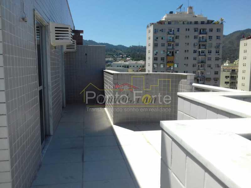 23 - Cobertura 3 quartos à venda Anil, Rio de Janeiro - R$ 1.358.000 - PECO30091 - 26
